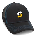 Picture of CHOICE MARK BLACK PERFORMANCE HAT