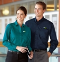 Picture of CLEARANCE LADIES' LONG SLEEVE EASY CARE SHIRT