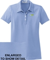 Picture of CLEARANCE LADIES' NIKE SPHERE DRY DIAMOND POLO--CLEARANCE
