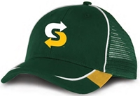 Picture of GREEN SUBWAY MESH BACK HAT