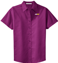 Picture of DISCONTINUED LADIES' SHORT SLEEVE EASY CARE SHIRT
