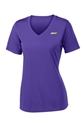Picture of CLEARANCE LADIES' V-NECK COMPETITOR TEE