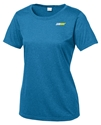 Picture of CLEARANCE LADIES' SCOOP NECK HEATHER CONTENDER T-SHIRT