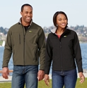 Picture of CLEARANCE LADIES' GLACIER SOFT SHELL JACKET